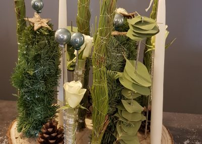 Foto's kerstworkshop schijf 4